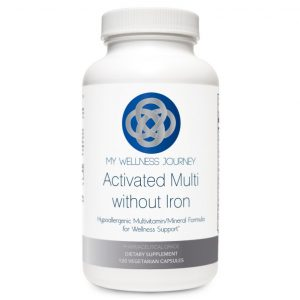 Activated Multi without Iron-A | My Wellness Journey Products