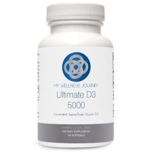 Ultimate D3 5000 | My Wellness Journey