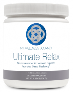 Ultimate Relax | My Wellness Journey | Pharmaceutical Grade Supplements