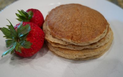 Perfect Grain-Free Paleo Pancakes