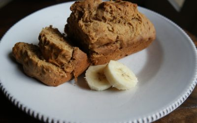 SUPER MOIST GLUTEN-FREE  BANANA BREAD